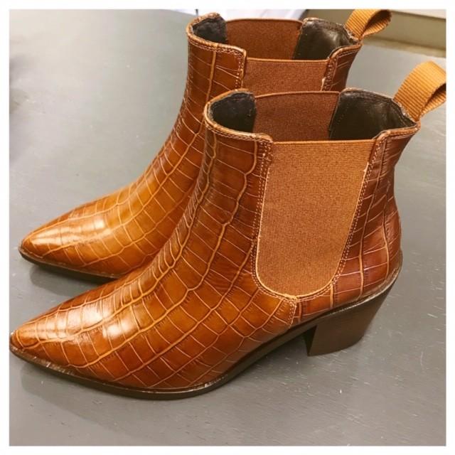 KMB. Spisse boots