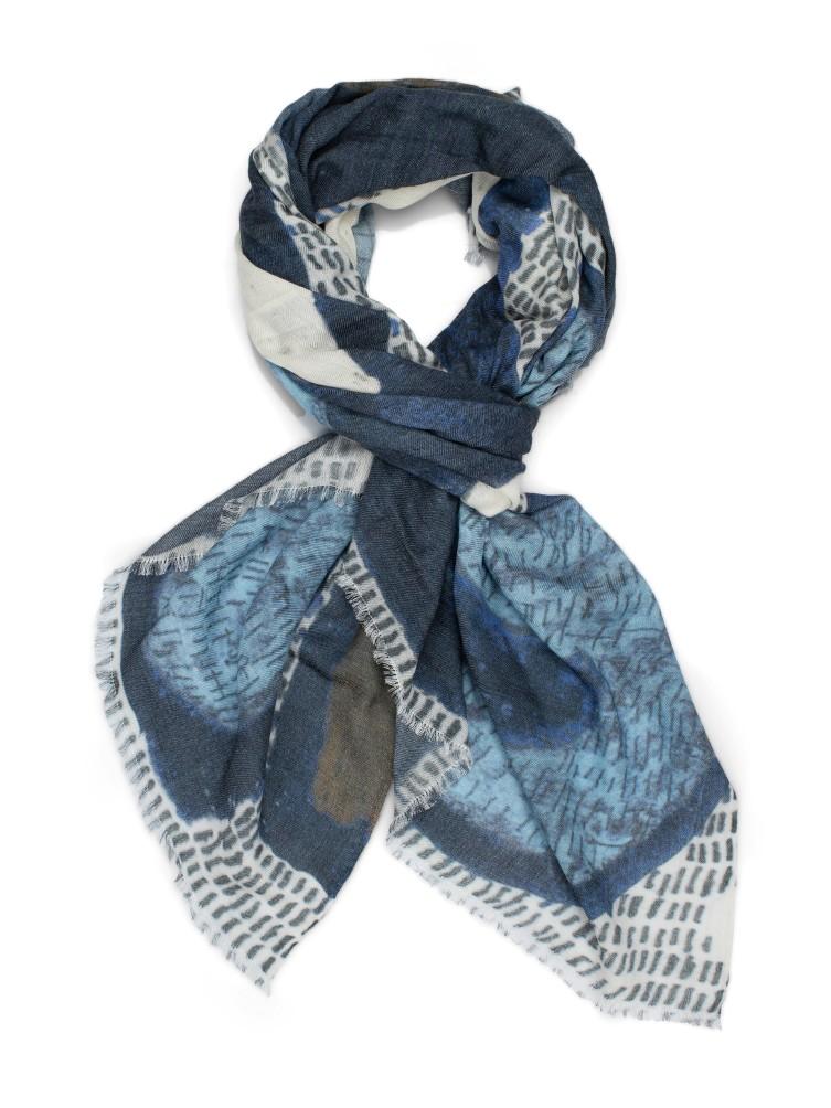 Katrin Uri. Masaai village scarf