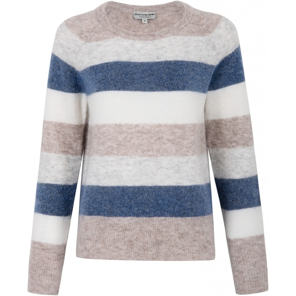 Close to my heart. Mandy sweater