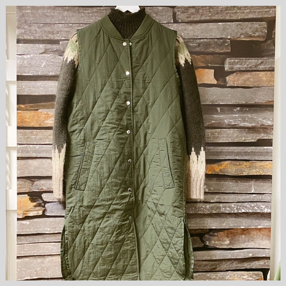 Inwear. Callas IW quilted vest