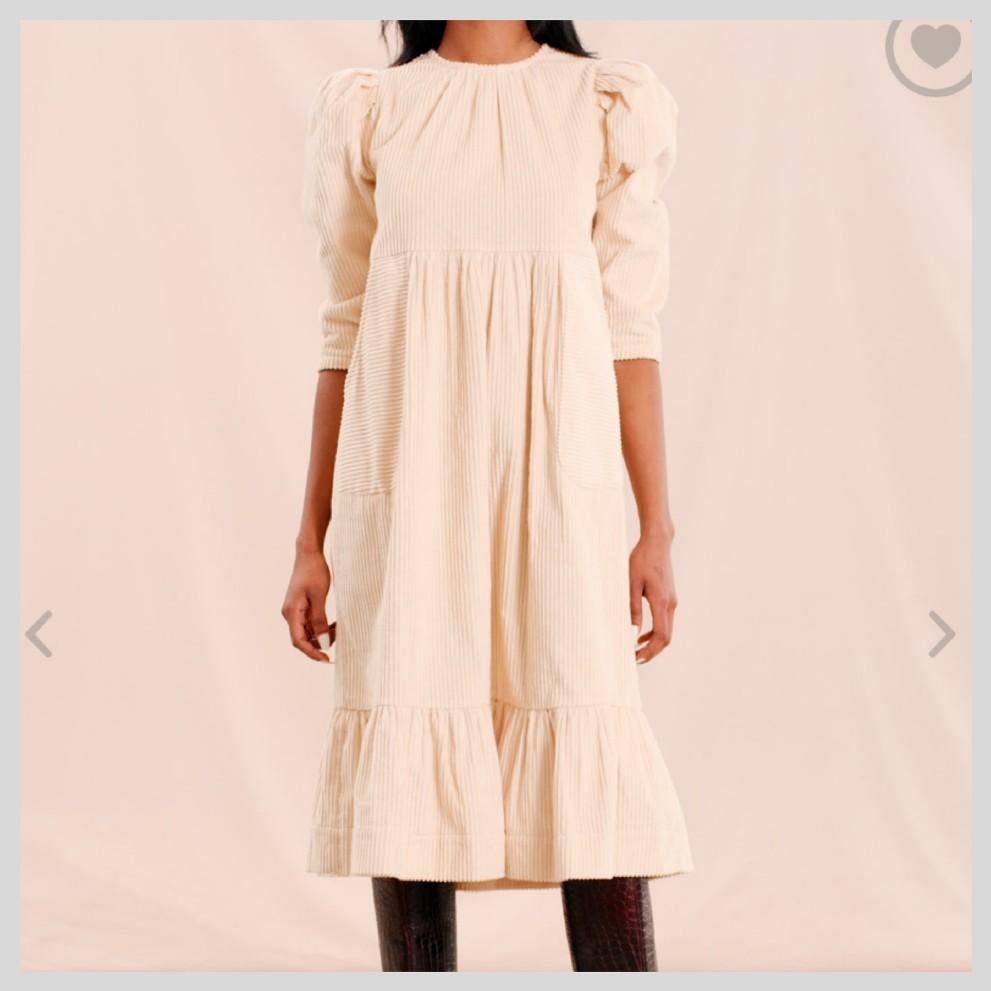 by TiMo. Corduroy midi dress